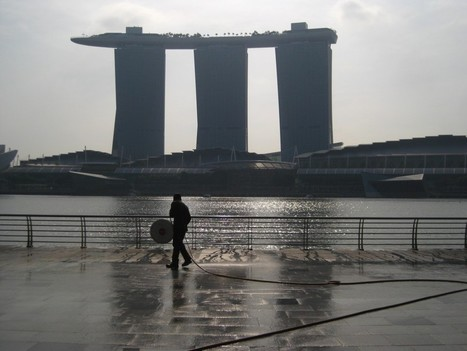 Métro, bus, taxis, voirie : le modèle de Singapour est-il exportable? | Penser la ville de demain | Scoop.it