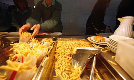 Lunch not landfill: how schools can cut food waste and save money | Banco de Aulas | Scoop.it