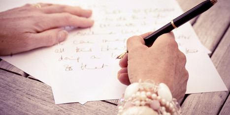 6 Unexpected Ways Writing Can Transform Your Health | Nutrition Today | Scoop.it