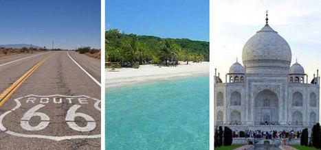 Ranquing de los destinos de ensueño de los españoles | FMR Consulting News | Scoop.it