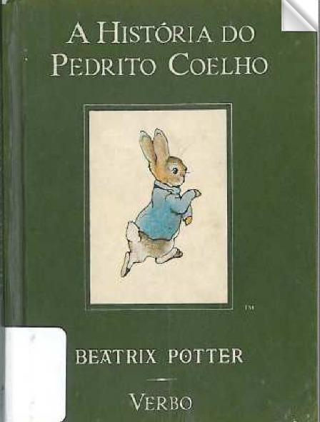 A história do Pedrito Coelho | PDF Flipbook | Biblioteca Entre Ribeiras | Scoop.it
