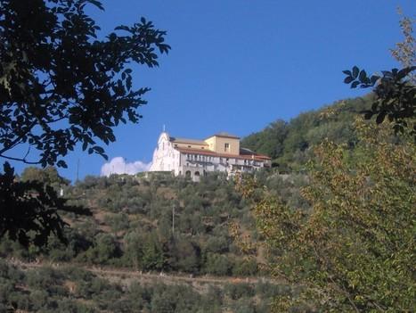 Il Santuario della Madonna del Mirteto a Ortonovo | Lunigiana e Riviera | Scoop.it