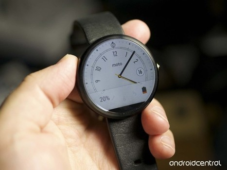 Moto 360 review | Just Give IT to me Simple : Technology | Scoop.it