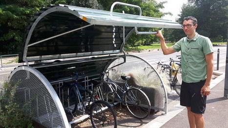 Mettre les vélos en boite : la solution anti-vol de la métropole grenobloise   Revue de web de Mon Cher Vélo   Scoop.it