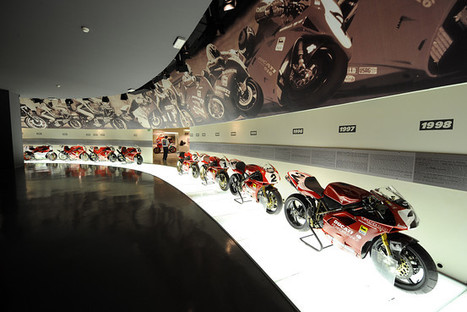 At the Heart of Ducati | Wall Street Journal | My Yonk | Scoop.it