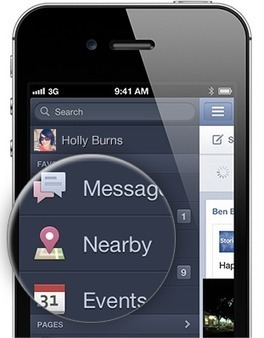 Facebook 'Nearby' Can Benefit Local Businesses | Social Media Today | DV8 Digital Marketing Tips and Insight | Scoop.it