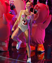 Miley Cyrus: VMA Halloween Costumes - Sexy Balla | socail media with Celebrities | Scoop.it