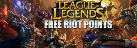 Get Free Riot Points Onlin | Free Psn Codes | Scoop.it