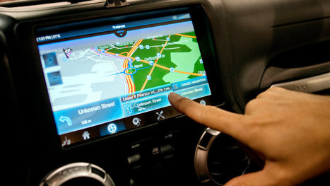 Agency Aims to Regulate Map Aids in Vehicles | Interface Usability and Interaction | Scoop.it