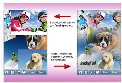 PhotoTangler Collage Maker – Temporarily Free | Appertunity's fun & creative iphone news | Scoop.it