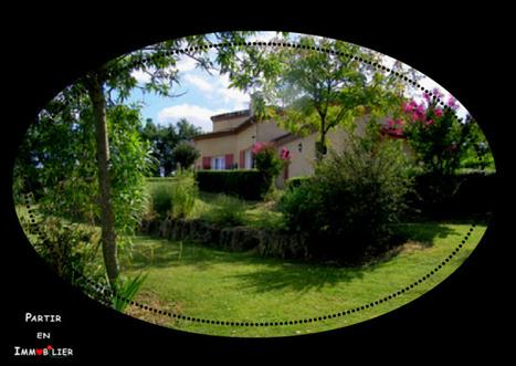 Vente maison à Marmande de 185 m² - Partir En Immobilier | Immobilier à Agen | Scoop.it