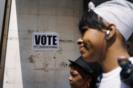 Study examines outsider status of black women in politics | Activism and Organizing | Scoop.it