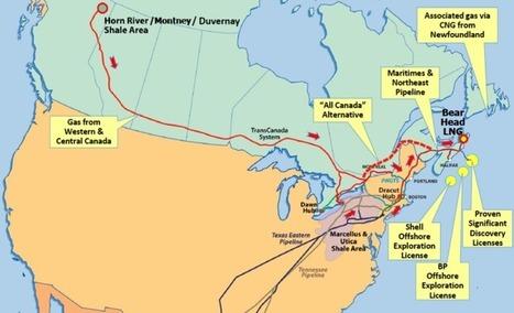 $Billion LNG Terminal being constructed in Nova Scotia | Nova Scotia Real Estate Investing | Scoop.it