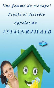 Solide compagnie de service d'entretien ménager, grand Montréal | Ménage-NRJ | Scoop.it