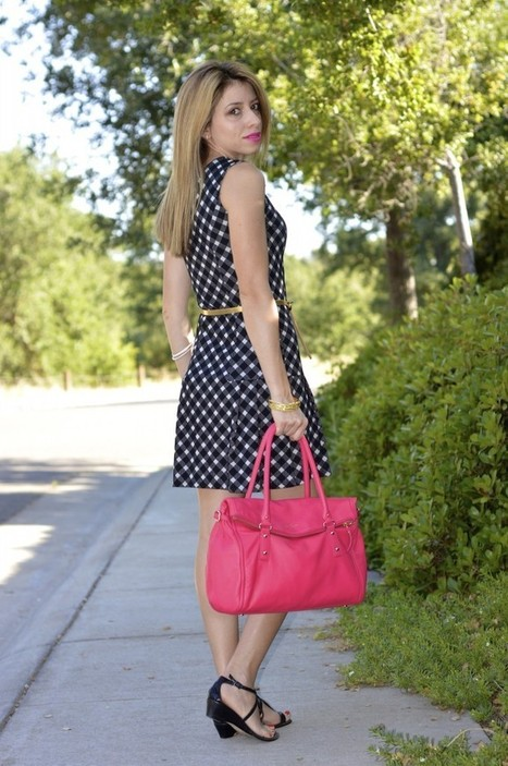 Kate Spade and plaid dress | Fashion Trends | Scoop.it