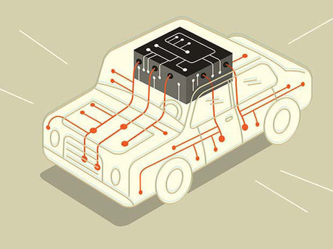 Driverless Cars: A Bonanza for Chipmakers | Robots in Higher Education | Scoop.it