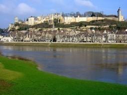 La Loire à Vélo, parcourez le fleuve et découvrez des joyaux | AOC Chinon et Vins de loire | Scoop.it