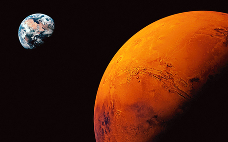 Mini Mars opens in Stevenage to test Red Planet robots - Telegraph.co.uk   Technology   Scoop.it