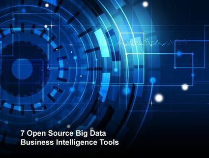 7 Open Source Big Data Business Intelligence Tools - Datamation | Chief Technologist Cloud Strategy | Scoop.it