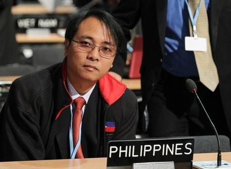 Filipijn op klimaattop stopt met eten | actua cedric | Scoop.it