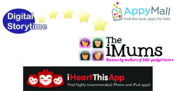 A Book App....What's that? | Publishing Digital Book Apps for Kids | Scoop.it