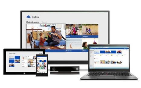 Μείωση του δωρεάν αποθηκευτικού χώρου από 15GB στα 5GB για την υπηρεσία Microsoft OneDrive   ICT -  EDUCATION   Scoop.it