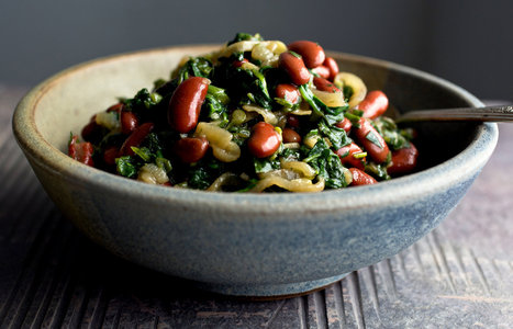 Beans and Greens: A Power Couple - New York Times | FIT for Success | Scoop.it