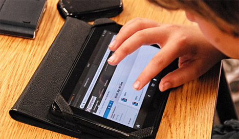 Denver Freshmen Trade in Textbooks for Tablets   Technology Issues Debate   Scoop.it