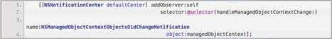 Autosaving Core Data managed object context | iPhone and iPad development | Scoop.it