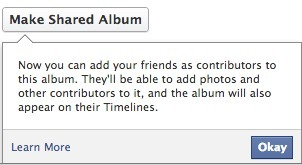 Facebook lance des albums photo collaboratifs | Internet world | Scoop.it