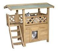10 Of The Best Outdoor Cat Houses For Your Cat | Catnip Daily | Scoop.it