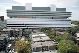 Hospital designs emphasize adaptability   Modern Healthcare   The Best of Design   Scoop.it