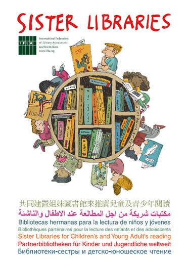 Sister Libraries for Children's and Young Adult's Reading | IFLA | Library & Information Science | Scoop.it