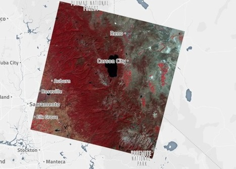An Archive of the World's Freshest Satellite Images | Geography Education | Scoop.it