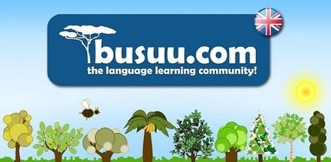 Busuu - International Language Learning Community | Apps for English learning | Scoop.it