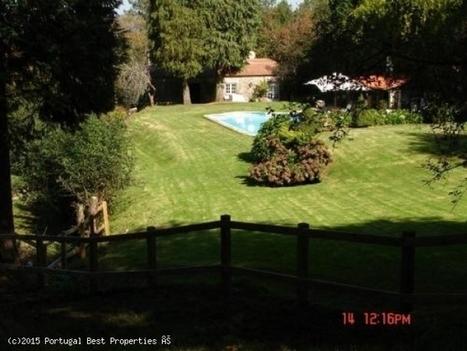 5 bedroom Villa + 1 house to restore in Paredes de Coura, Paredes de Coura | Portugal Best Properties | Scoop.it