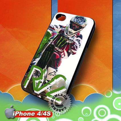 Ryan Villopoto RV2 Crosser iPhone 4 4S Case for sale | Customizable Smart Phone Cases | Scoop.it
