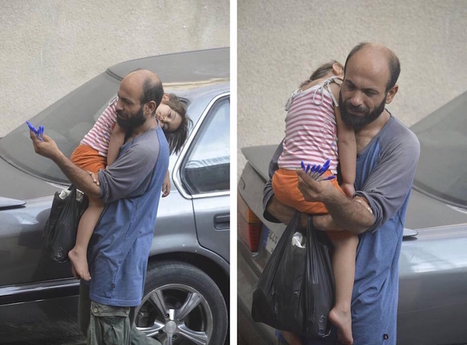 Strangers around the World Unite to Give a Syrian Refugee and His Children a New Life   Le It e Amo ✪   Scoop.it