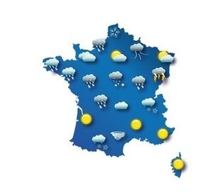 La météo en français - français précoce - Elémentaire - Vocabulaire Français | Bonjour de France | Scoop.it