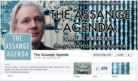 The Great Assange Myth : Assange Agenda | The Assange Agenda: Surveillance, Democracy And You | Scoop.it