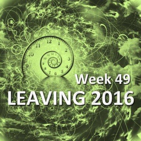 LEAVING 2016 (week 49) | Crystal Wind™ | Scoop.it