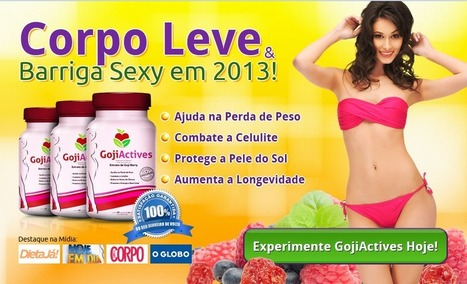 Goji Actives Revisão – Perder Peso Mais Rápido!   GOJI ACTIVES   Scoop.it