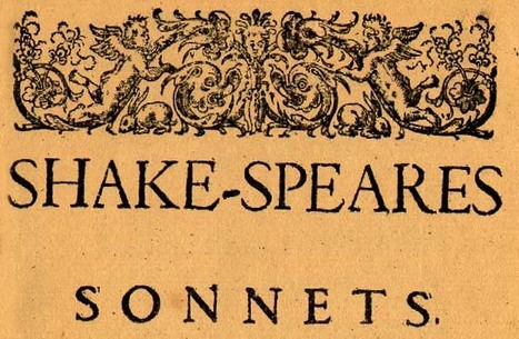 Shakespeare's Sonnets | English | Scoop.it