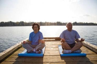 En direct du Blog - Seniors : la méditation pour lutter contre le vieillissement | La pleine Conscience | Scoop.it