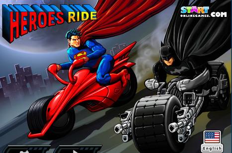 Heroes Ride | cartoon mini | Scoop.it