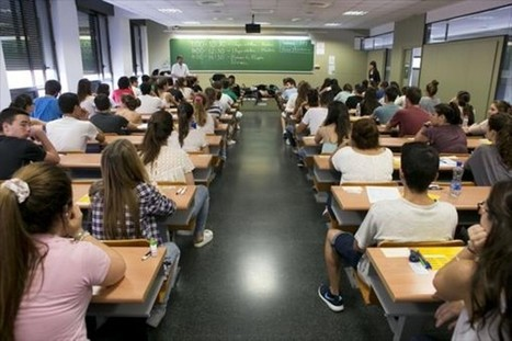 La UE reprende a España por el pobre reciclaje de los profesores | TIC y Educación (ICT and Education) | Scoop.it