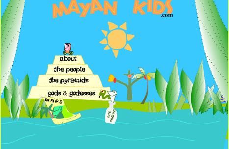 Welcome to Mayan Kids | Ancient Civilizations | Scoop.it