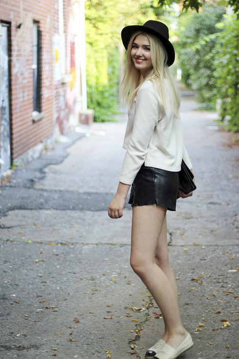the-streetstyle:<br/><br/>Camille Normandin, Fashion blogger -... | Fashion Spectrum | Scoop.it