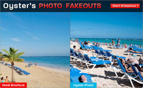 Visual Communication: Hotel Photo Fakeouts | Teaching Visual Communication in a Business Communication Course | Scoop.it