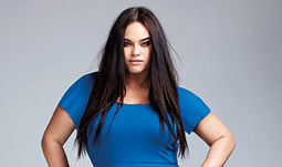 Kim Kardashian's Sister-in-Law Kaela Humphries Models for Plus-Size Brand Evans | Fashion do's and don'ts | Scoop.it